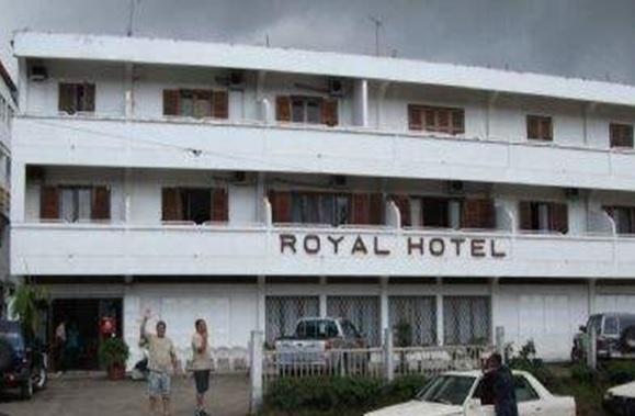 royal hotel Tamatave