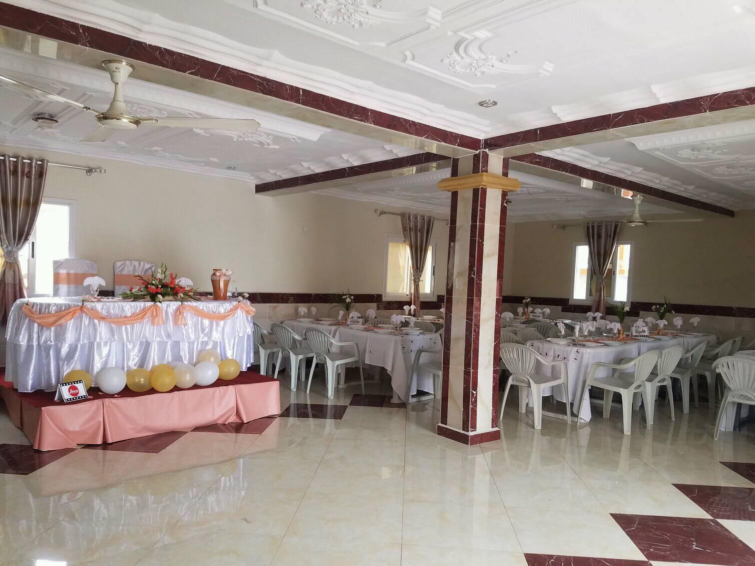 Hotel Ravaka event