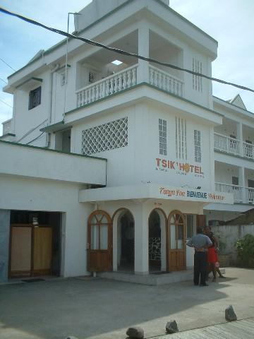 TSIK'HOTEL TOAMASINA (1)