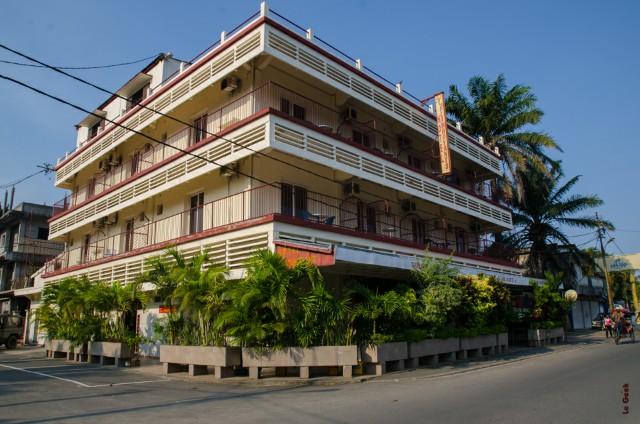 Tamatave Hotel Flamboyant (1)