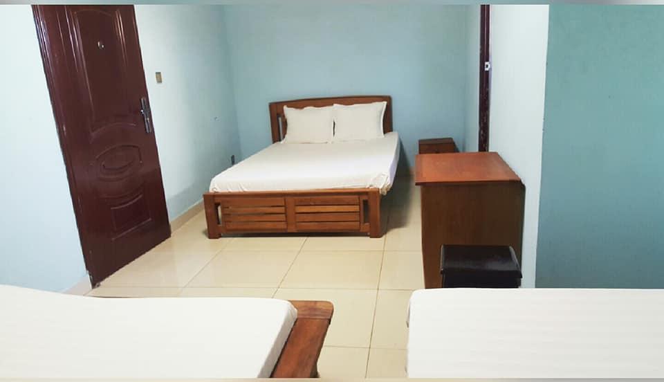 jaguar hotel chambre